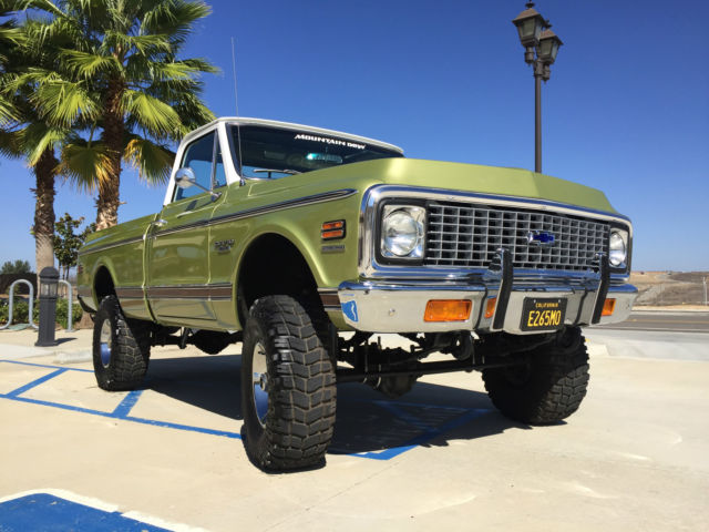 """Used Cars For Sale In Temecula ... DEW"""" 4"""" Lift - Classic Chevrolet C/K Pickup 1500 1970 for sale"""