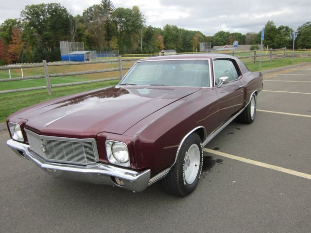 Chevrolet Monte Carlo Dr Speed Bolt
