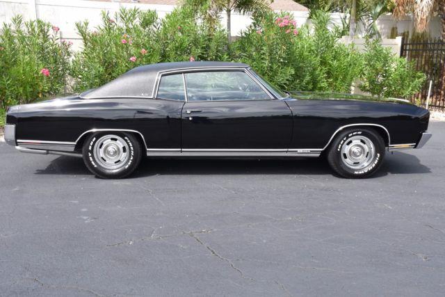 Chevrolet Monte Carlo Real Ss Triple Black Black Dr Turbo