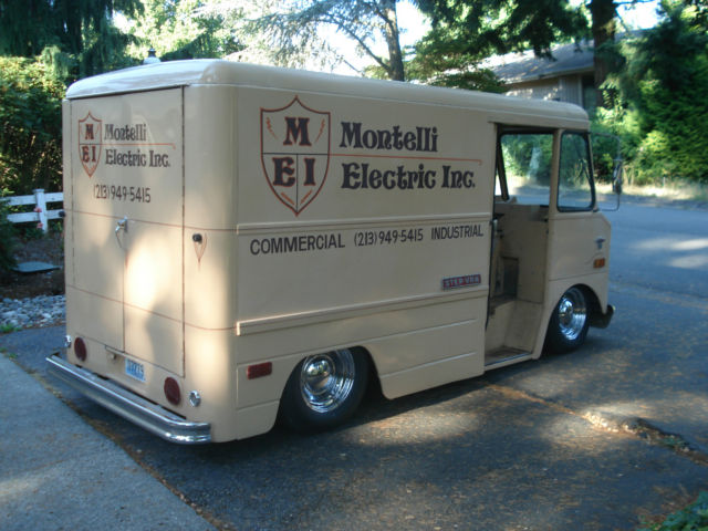 1970 Chevy Vans For Sale {Canarias Deportiva}