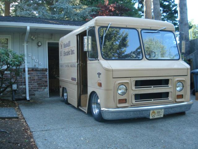 Vintage Step Van For Sale Craigslist - New Car Release Date