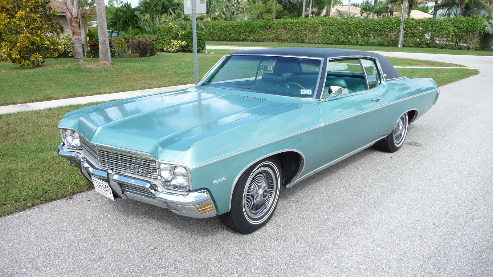 1970 Chevy Caprice Classic Chevrolet Caprice 1970 For Sale