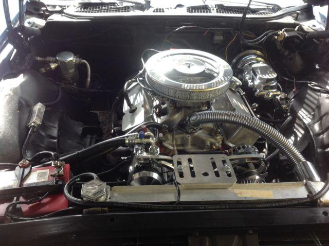 1970 chevy impala 350 engine original motor and transmission 2 dr 54k miles classic. Black Bedroom Furniture Sets. Home Design Ideas