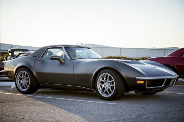 Resto Mod Cars For Sale: 1970 Corvette Convertible Resto-mod