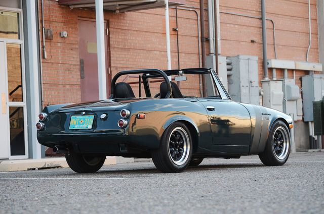 Used Cars In Albuquerque >> 1970 Datsun Roadster 1600 Restomod, 2000 Stroker Motor - Classic Datsun Other 1970 for sale