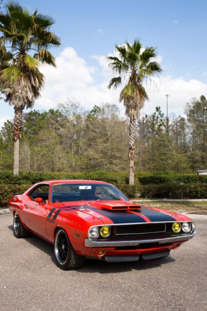 1970 Dodge Challenger Custom Muscle Pro Touring