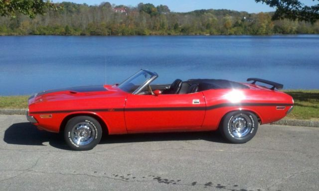 Used Dodge Magnum >> 1970 Dodge Challenger R/T Convertible 440 Six Pack ...