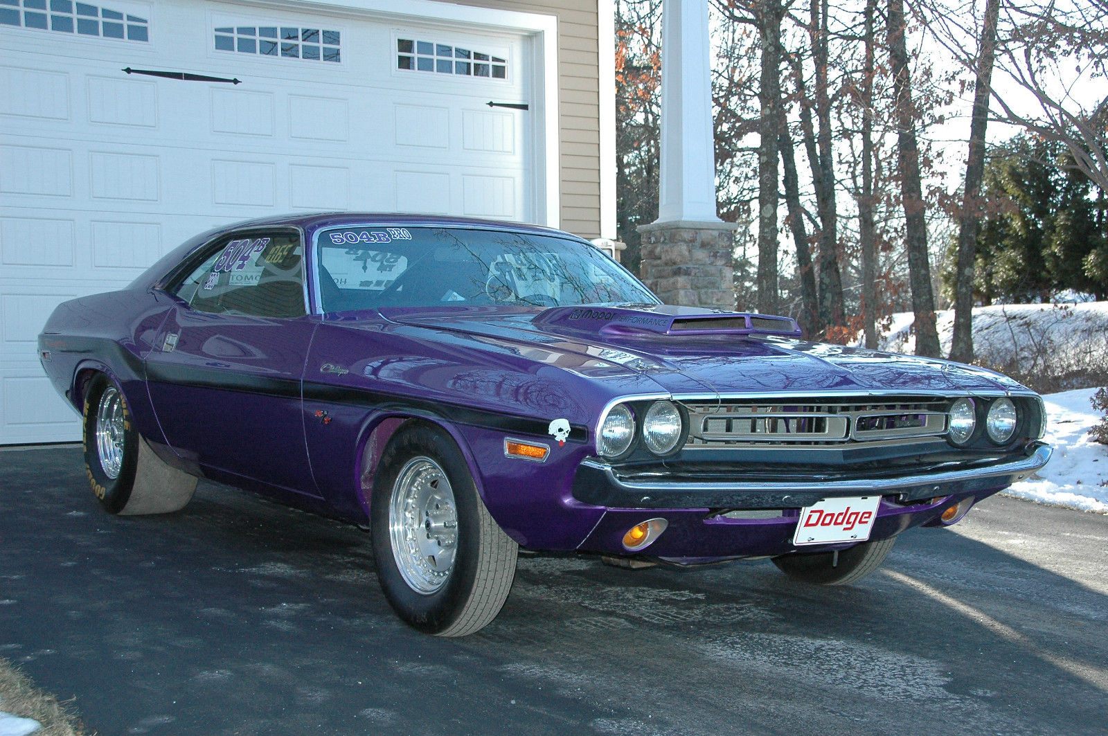 1970 dodge challenger drag - photo #29