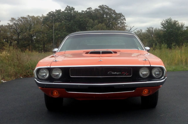 1970 Dodge Challenger Rt Se 440 Six Pack 4 Speed Classic