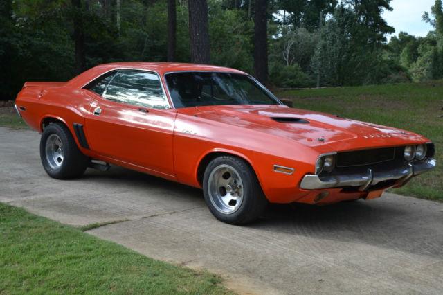 1970 Dodge Challenger SE R/T Clone 383 ci Old School Hot ...