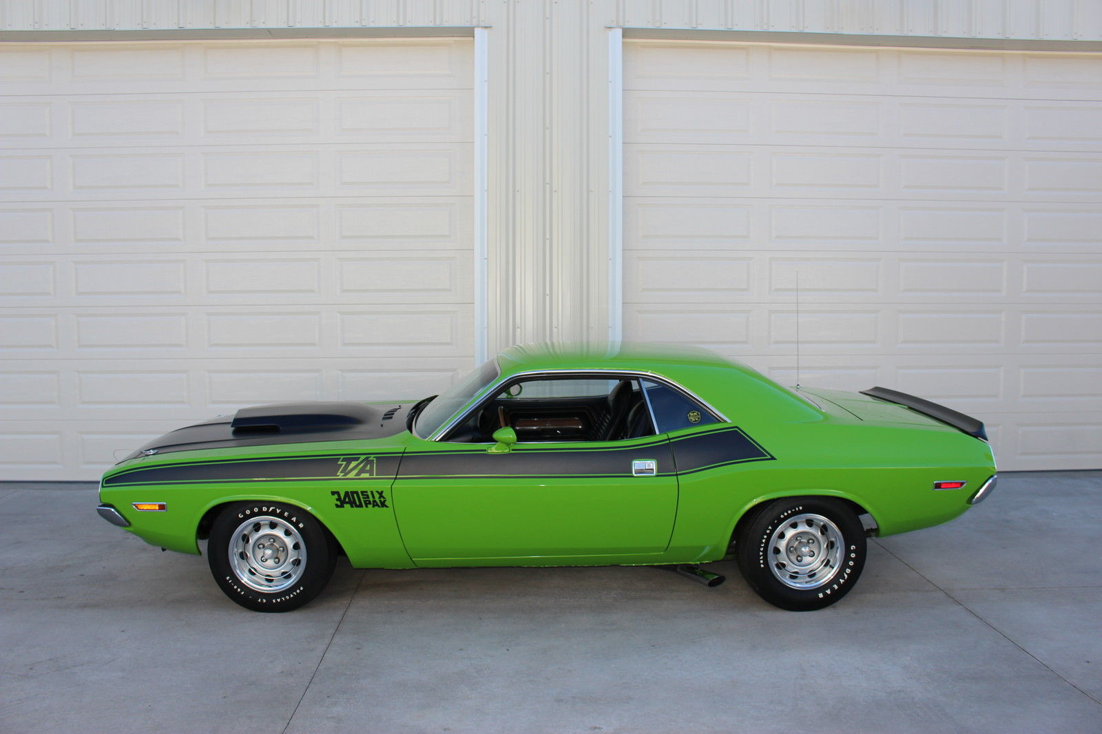 1970 Dodge Challenger T A 340 Six Pack Numbers Matching