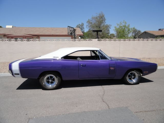 1970 Dodge Charger 440 R/T Clone Very Nice Condition NO