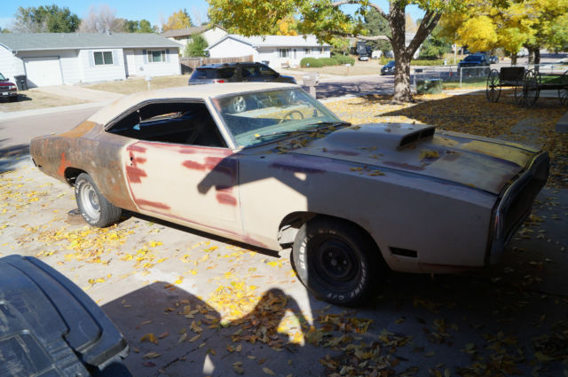 1970 Dodge Charger 500 383 4bbl # matching B5 Mopar 68 69 Project - Classic Dodge Charger 1970 ...