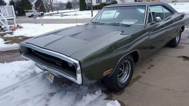 1970 dodge charger 500 383 hemi 440 6 pack classic dodge for Dodge charger hemi motor for sale