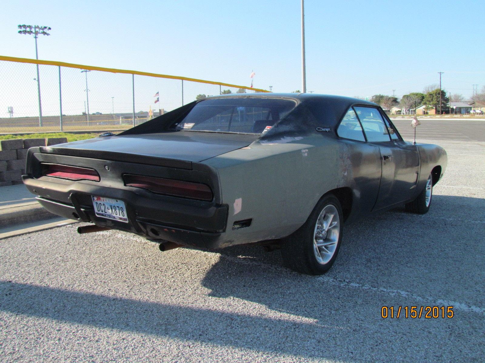 1970 Dodge Charger 500 6 6l 400 B Motor Classic Dodge