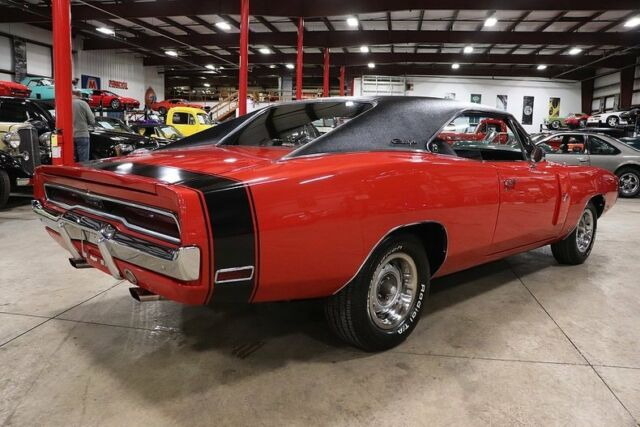1970 Dodge Charger 54143 Miles Red Coupe 440ci V8 4 Speed