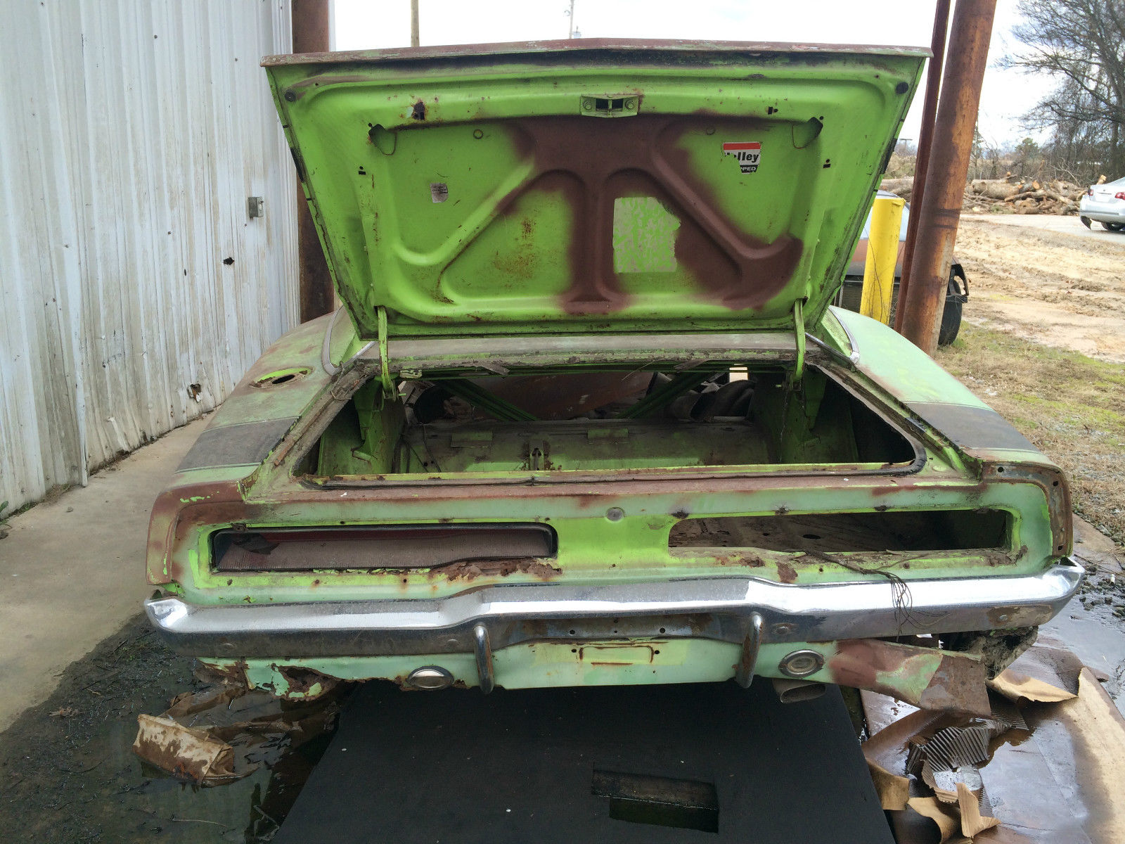 1970 dodge charger r t lime green project 440 1968 1969 classic dodge charger 1970 for sale. Black Bedroom Furniture Sets. Home Design Ideas