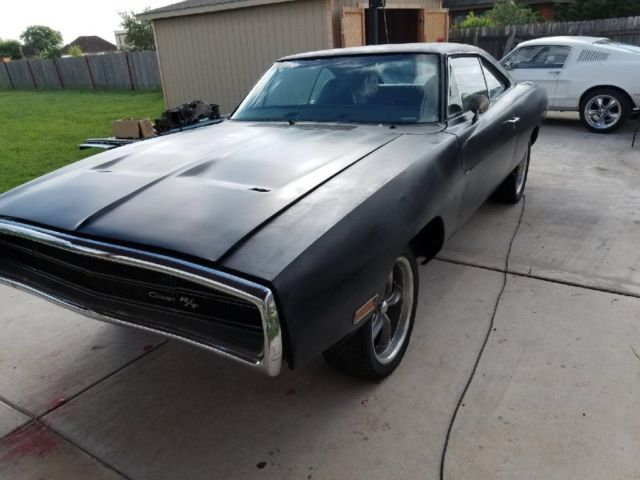1970 Dodge Charger Rt Project Car Overall Solid Car For Sale: 1970 Dodge Charger R/t RT 85% Plus Done Ready For