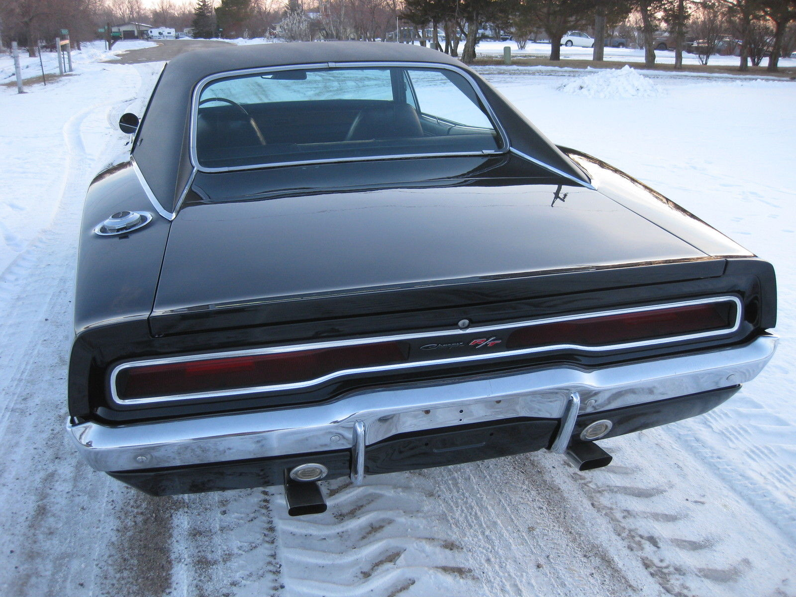 charger dodge 1970 69 rt 68 se leather galen govier decoded matching numbers rear classic
