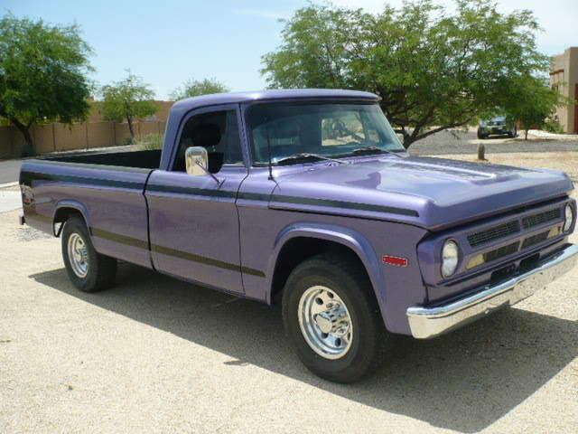 1970 dodge d200 the dude 440 magnum restored d 200 truck pickup classic dodge other pickups. Black Bedroom Furniture Sets. Home Design Ideas