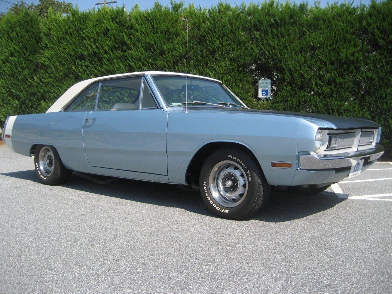 1970 Dodge Dart Light Custom Hardtop 2 Door Classic Dodge Dart 1970 For Sale