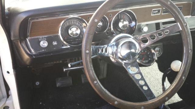1970 Dodge Dart Swinger 340 4 Speed Matching Numbers