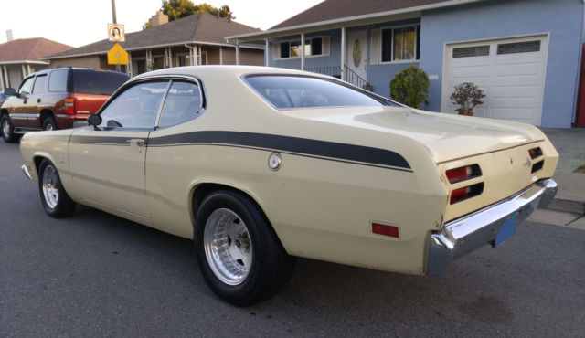 1970 duster 340 clone classic plymouth duster 1970 for sale. Black Bedroom Furniture Sets. Home Design Ideas