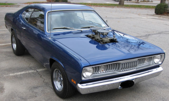 Duster Plymouth Engine Rust Free Speed Dana Tunnel Ram on Wisconsin Engine Model Numbers