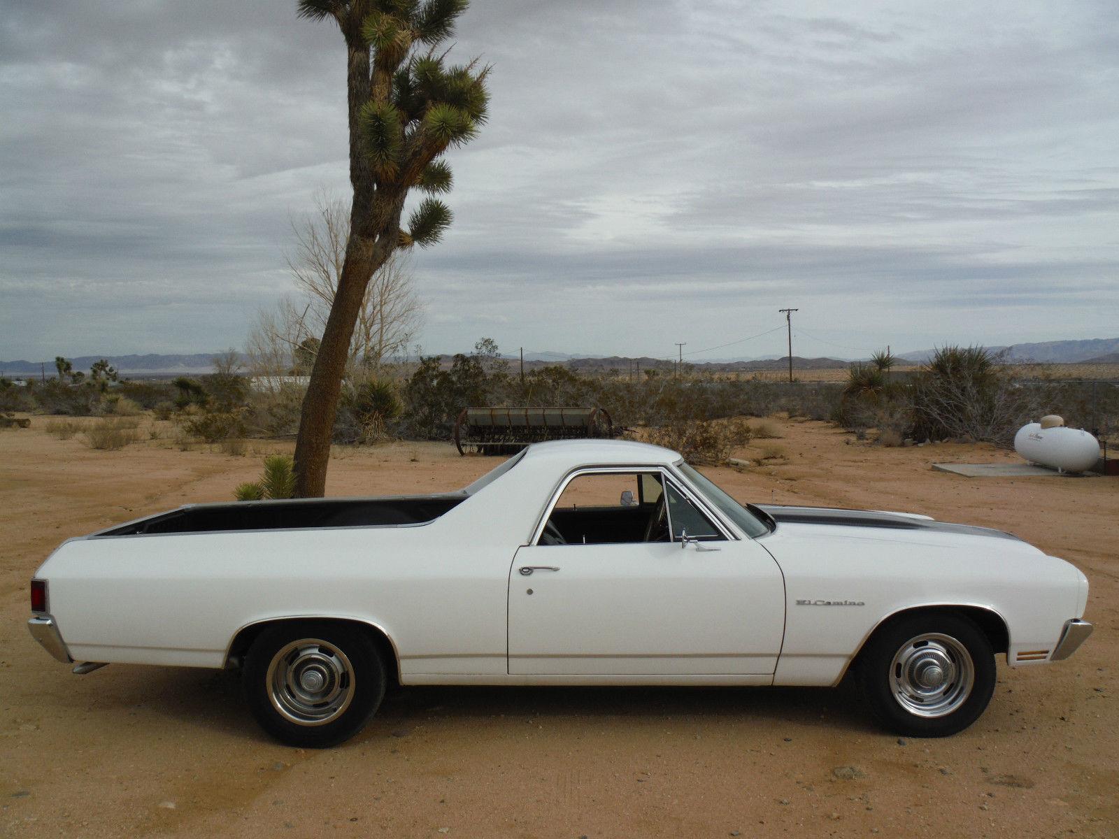 1970 El Camino 454 700r4 California Car Fun To Drive Rally Wheels 1954 Chevy Chevrolet Prevnext