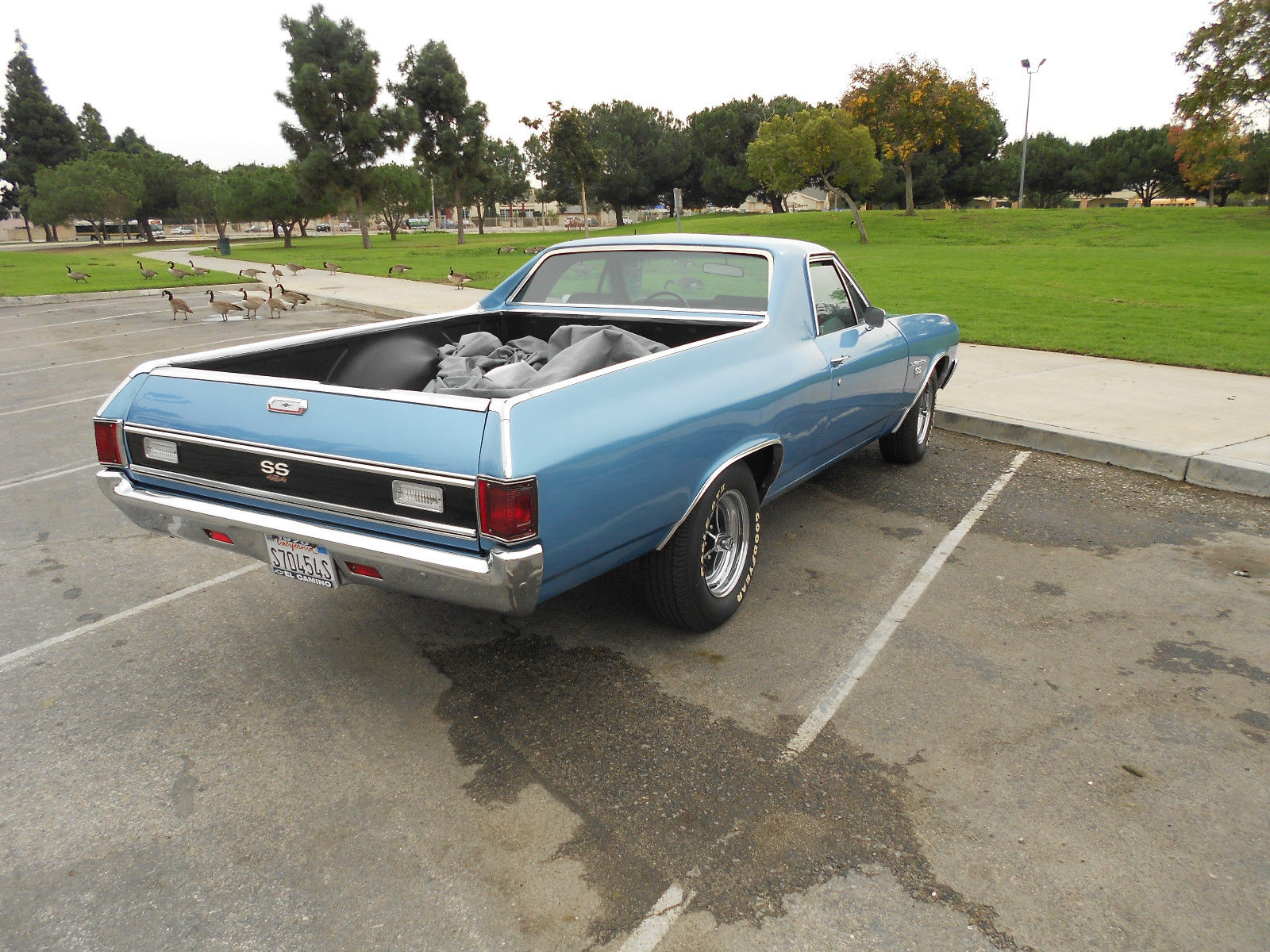 1970 el camino ss 454 classic chevrolet el camino 1970 for sale. Black Bedroom Furniture Sets. Home Design Ideas