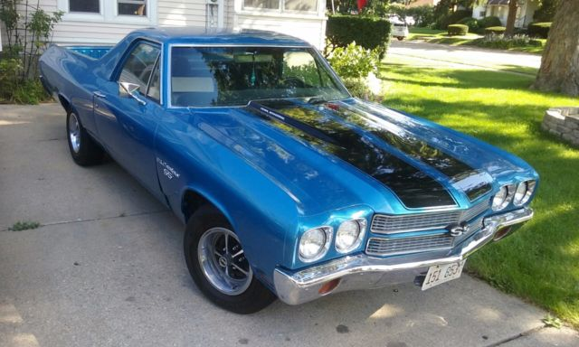 1970 el camino ss optioned classic chevrolet chevelle 1970 for sale. Black Bedroom Furniture Sets. Home Design Ideas