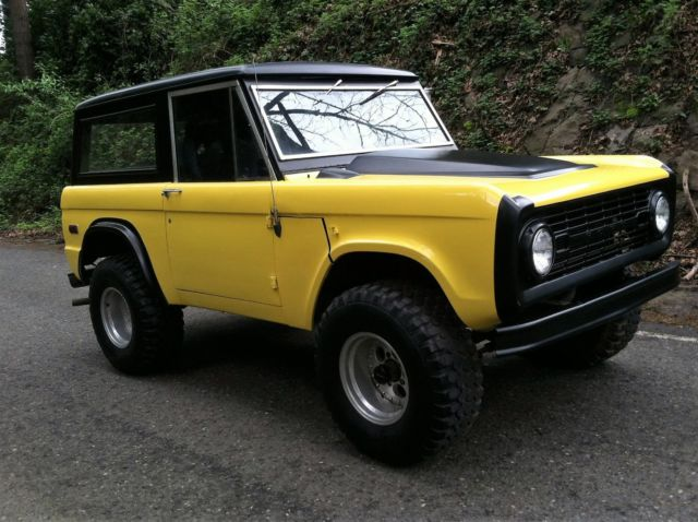 1970 ford bronco 302 4x4 1966 1967 1968 1969 1971 1972 1975 1976 1977 classic ford. Black Bedroom Furniture Sets. Home Design Ideas