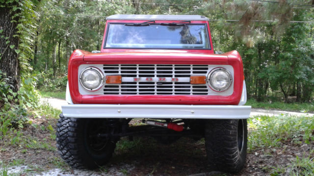 1970 Ford Bronco, Early Bronco, Classic Bronco ...