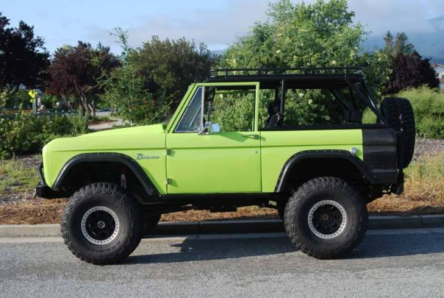 1970 ford bronco restomod best on ebay classic ford bronco 1970 for sale. Black Bedroom Furniture Sets. Home Design Ideas