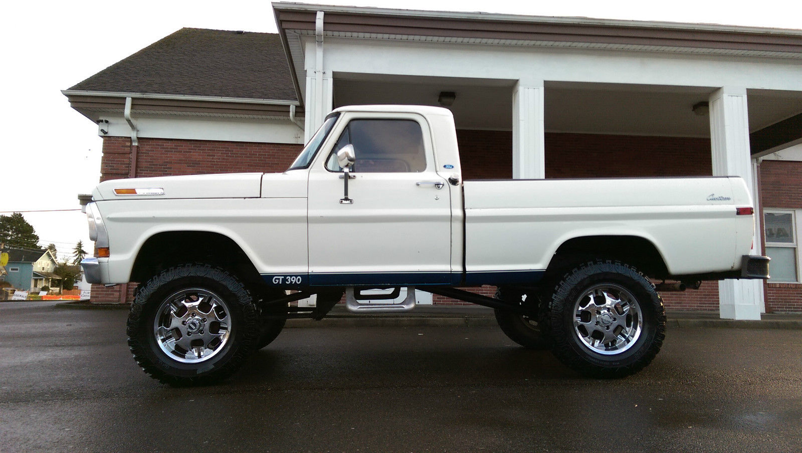 1972 Ford F100 Truck Manual Good Owner Guide Website 1969 Highboy 4x4 1970 Custom Sport Short Bed 1967