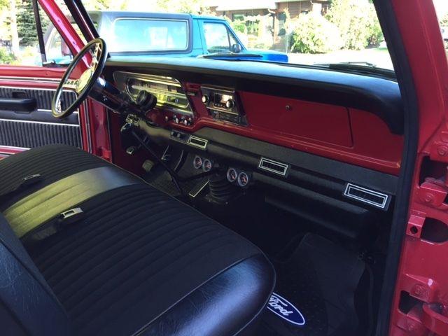 1970 Ford F100 originally from Arizona engine 351 4 speed