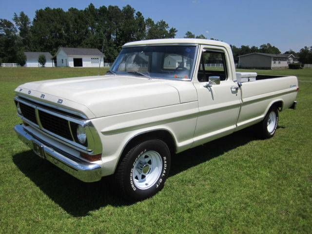 1970 ford f100 pickup longbed 302v8 p s classic ford. Black Bedroom Furniture Sets. Home Design Ideas