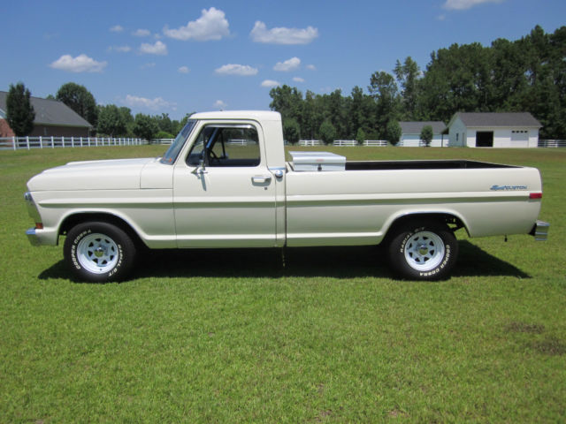 1970 ford f100 pickup longbed 302v8 p s classic ford f 100 1970 for sale
