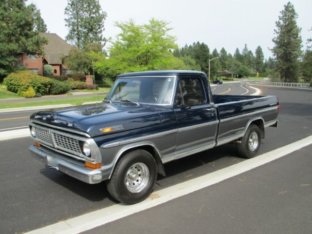 1971 1972 1973 f150 f250 f350   classic ford f 100 1970 for sale