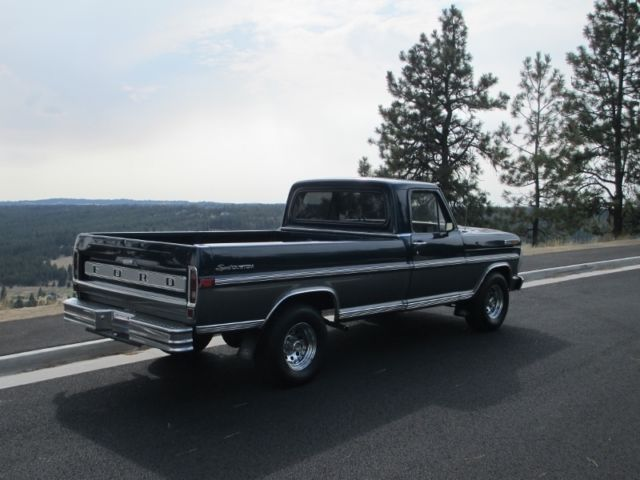 1970 Ford F100 Pickup Truck 1968 1969 1971 1972 1973