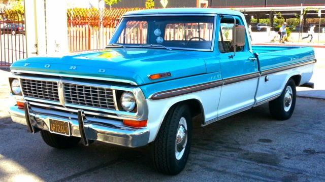Ford F Pick Up