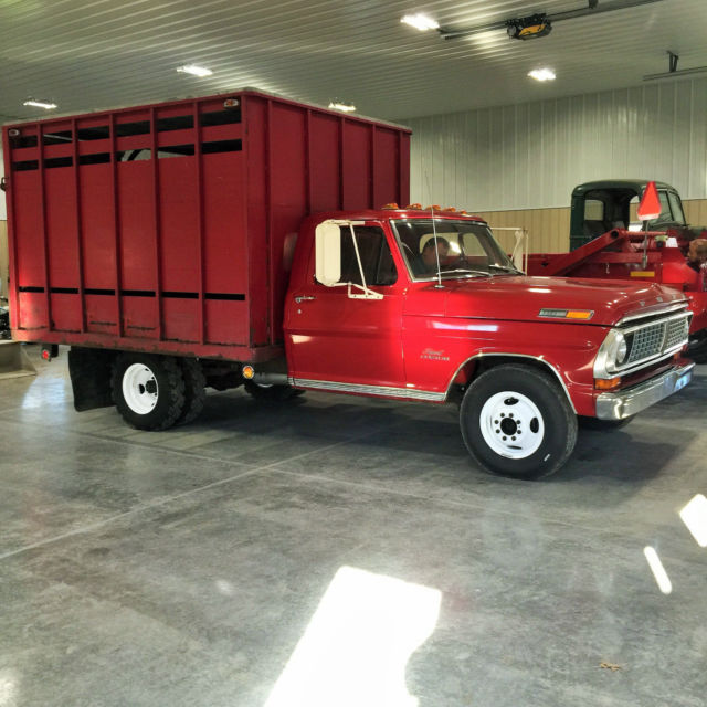 Cars For Sale Tucson >> 1970 Ford F350 pickup 74590 original miles with livestock bed 2 owner PA truck - Classic Ford F ...