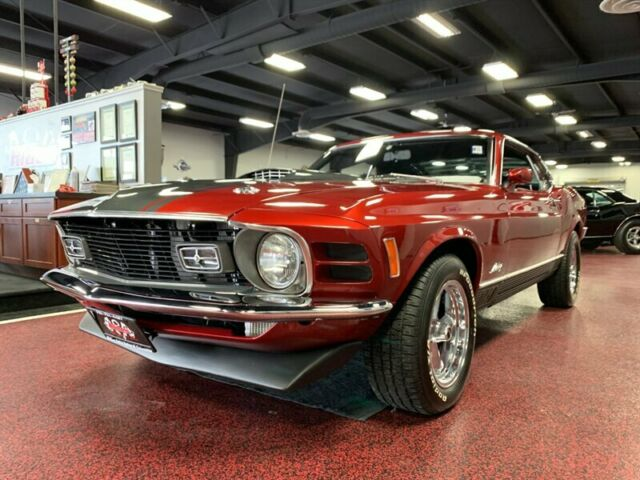 1970 Ford Mustang Mach 1 Fastback SHOW QUALITY 351 ...