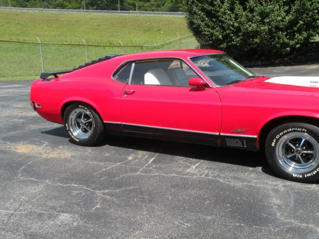 1970 Mustang Fastback For Sale In Alabama