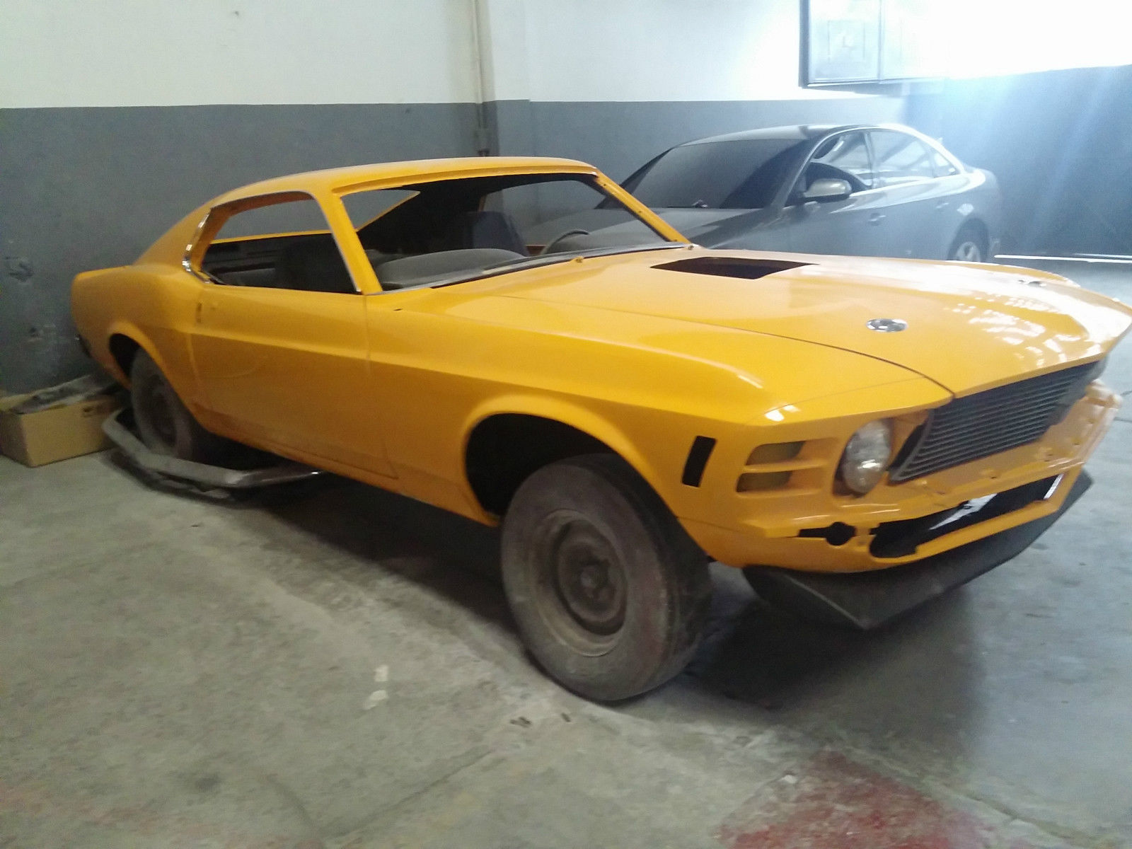 1970 Ford Mustang Mach I Fastback Matching Numbers 428 Cobra Jet 1