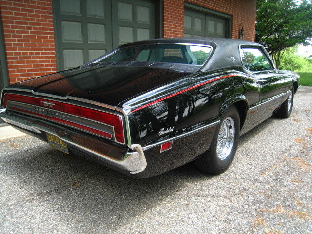 1970 Ford Thunderbird Coupe 429 Ci V8 Classic Ford