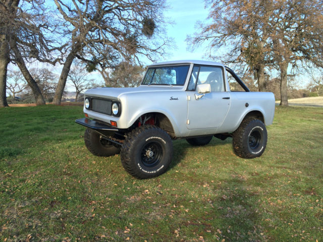 Used Mud Tires For Sale >> 1970 International Harvester Scout 800A Custom - Classic ...