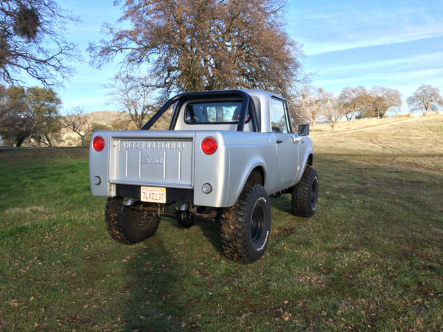 Used Mud Tires For Sale >> 1970 International Harvester Scout 800A Custom - Classic International Harvester Scout 1970 for sale