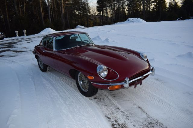 1970 jaguar e type series ii 4 2 fixed head coupe two seater classic jaguar e type 1970 for sale - Jaguar e type fixed head coupe ...