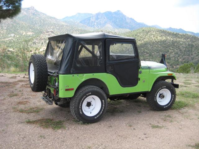 1970 Jeep Cj5 Renegade I Classic Jeep Cj 1970 For Sale